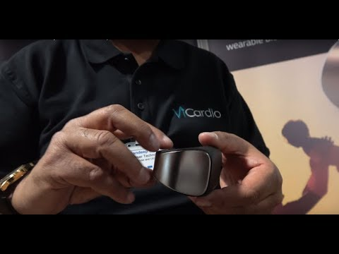 ViCardio can measure your beat-to-beat blood pressure