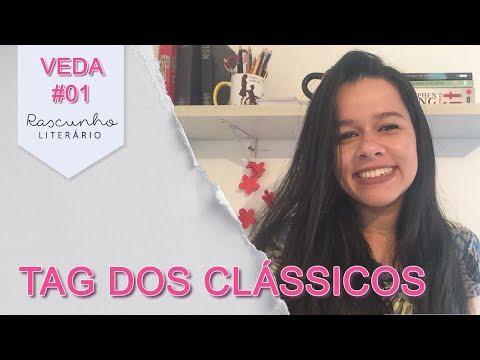 VEDA #01 - TAG DOS CLÁSSICOS
