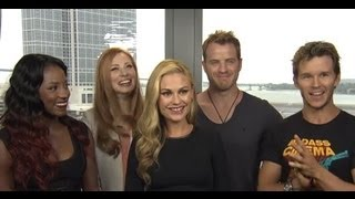 Cast interview 2013