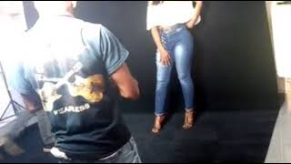 Nwa Baby Refix Video (the Making)