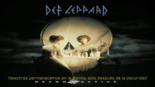 Def Leppard   Only After Dark Sub   Español