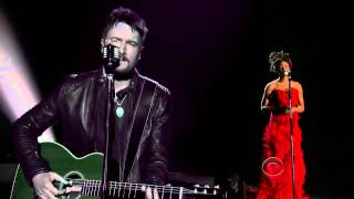 Eric Church - Like Jesus Does  - feat. Valerie June at the 48th ACM Awards 2013