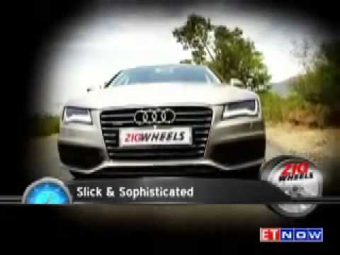 Audi A7 review by ETNEWS
