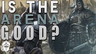 Dark Souls 3 ▶ Is the Arena good?