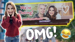 My Boyfriend Bought Me A Billboard!