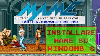 MAME WINDOWS 7/8 64 bit - Guida tutorial per scaricare, installare e giocare.  ☆ DOWNLOAD ☆