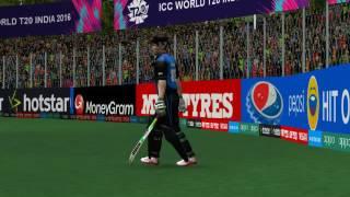 HD studioz presents cricket 16(gameplay) (+ Download Links)