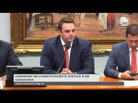 Constituição e Justiça e de Cidadania - PEC da prisão em 2ª instância - 11/11/2019 - 18:21
