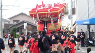 林神社 和坂 布団太鼓