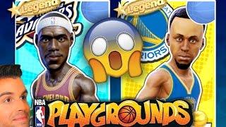 FINAL BOSS BATTLE!! LEBRON, CURRY, IVERSON!! | NBA Playgrounds (Nintendo Switch Gameplay #4)