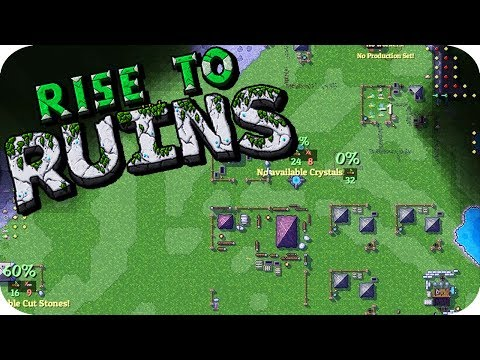 Starting the FIRST Colony! Corruption Already Arrives! - Rise to Ruins Gameplay Part 1