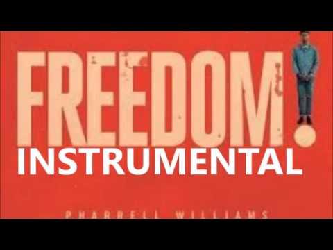 Pharrell Williams   Freedom INSTRUMENTAL ORIGINAL
