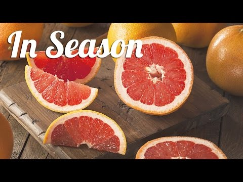 Video 3 Grapefruit Recipes | In Season