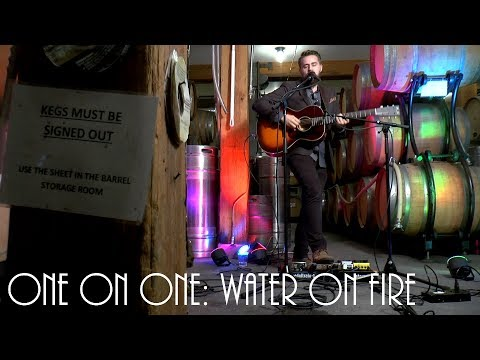 "Cellar Sessions: Seth Glier ""Water On Fire""..."