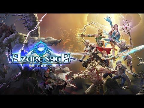 Azure Saga: Pathfinder DELUXE Edition - Nintendo Switch Trailer thumbnail