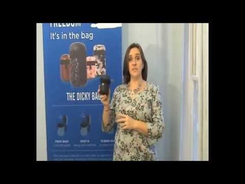 Extra small Dicky Bag video