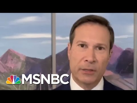 Frank Figliuzzi On QAnon: 'This Doesn't Go Away Merely If Trump Goes Away' | Deadline | MSNBC