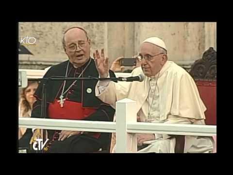 Le Pape François rencontre les jeunes cubains