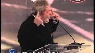 Presidente Lula fala sobre o Esporte Clube Bahia