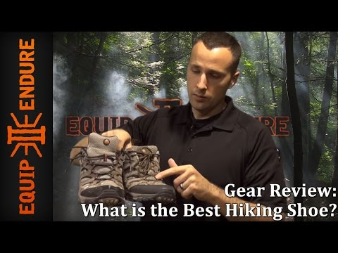 What is the Best Hiking Shoe? Merrell Moab | Gear Review | Equip 2 Endure