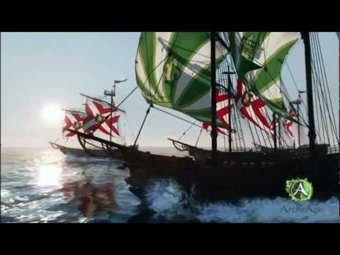 ArcheAge Gameplay OB Trailer