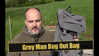 Ideales Bug Out Bag?   Grey Man Rucksack