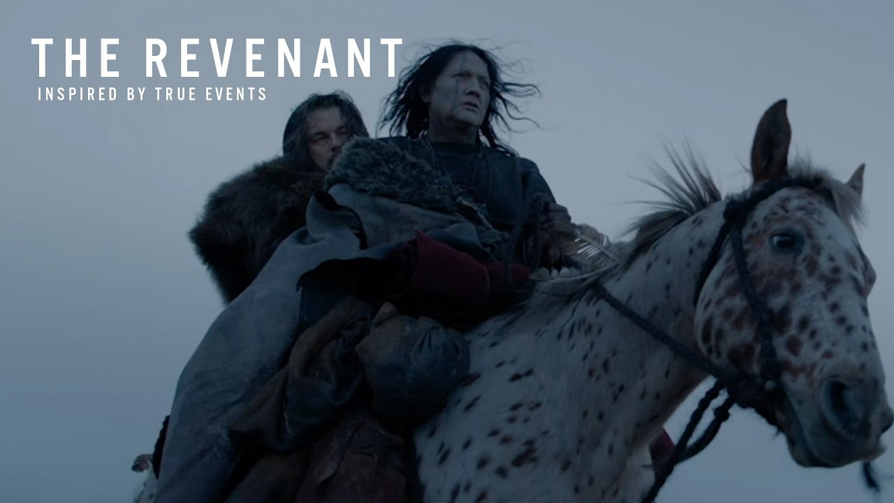 The Revenant - Academy Award Nominees