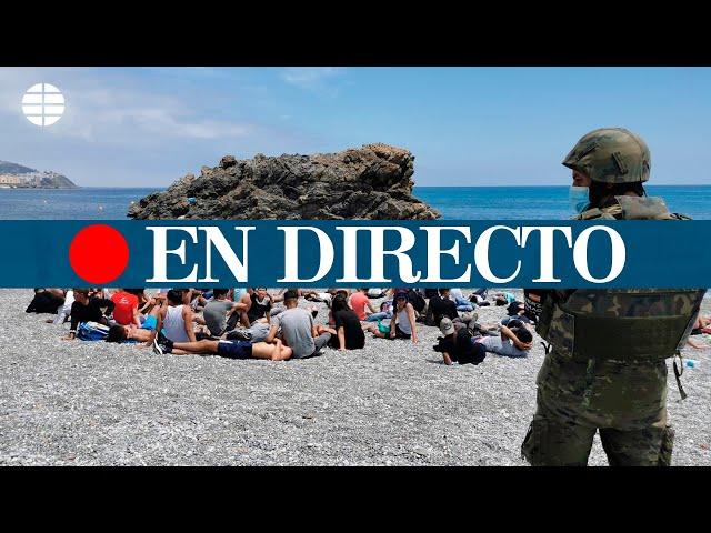 اسبانيا تنشر قوات الجيش بسبتة بعد الهروب الكبير