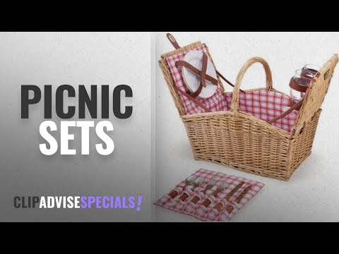 10 Best Picnic Sets [2018 Best Sellers] | Picnic Baskets, Tables & Accessories Mp3