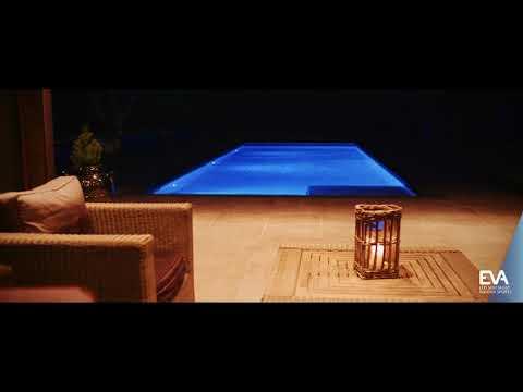 LED-Unterwasserbeleuchtung für private Schwimmbäder