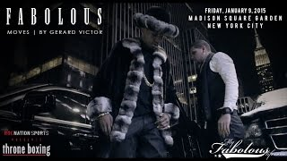 A Fabolous Night of Roc Nation Throne Boxing