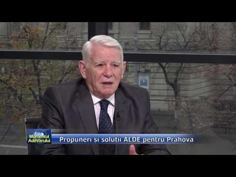 Emisiunea Momentul Adevărului – 9 noiembrie 2016 – Invitați, Teodor Meleșcanu și Gheorghe Udriște
