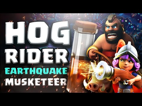 NEVER USE THIS HOG EARTHQUAKE DECK!