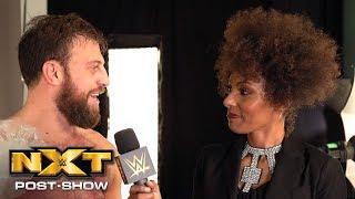 Iced-up Drew Gulak vows to beat Matt Riddle: NXT Post-Show, Feb. 7, 2019