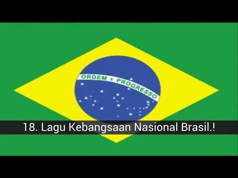 Lagu kebangsaan terbaik di dunia