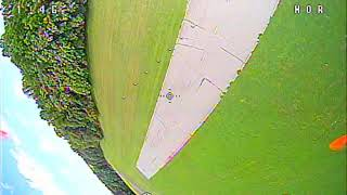 Casual FPV flying at the park