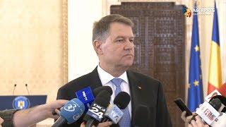 Iohannis: Principiul integrității trebuie să fie înscris chiar în Constituție