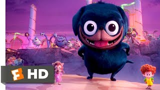 Hotel Transylvania 3 (2018)   DJ Battle Scene (1010) | Movieclips