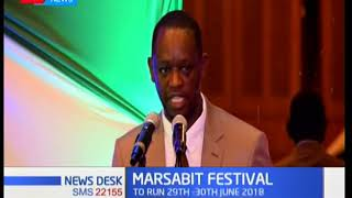 National and County governments lauch Marsabit Festivals