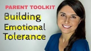 Building Emotional Tolerance [VLOG]