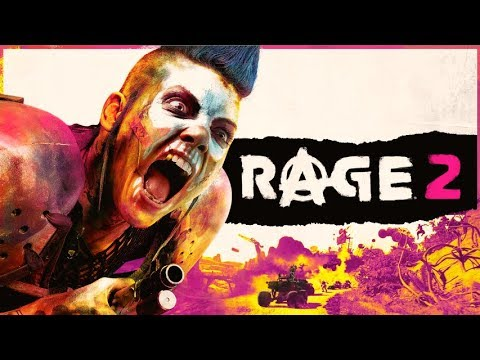 A teaser trailer for upcoming post-apocalyptic shooter RAGE 2.