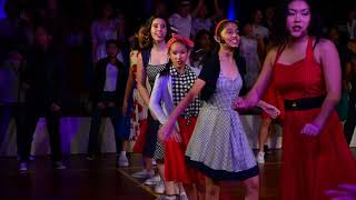ISP KL - Shakin' at the High School Hop (Grease the Musical)