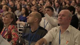 "Кейс компании ""КИПОР"" на SMART BUSINESS FORUM в Москве от Сергея Семенюка"