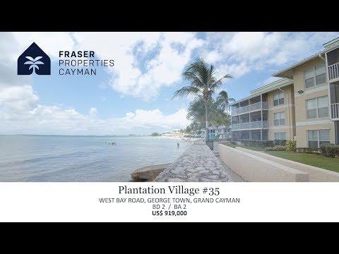 Plantation Village Villa # 35