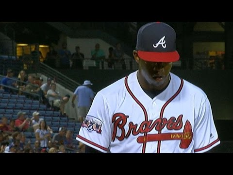7/29/16: Braves rookie Jenkins picks up first MLB win