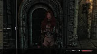 Skyrim Mod of the Day: Asherz -  Keely The Fire Blade Follower