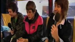 Arctic Monkeys Interview - Mercury Music Prize 2006
