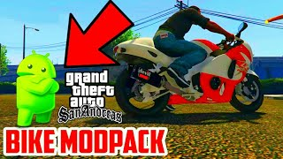 gta sa bike mod pack android only dff - TH-Clip