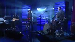 Beach House - Myth (Live on Letterman 2012)