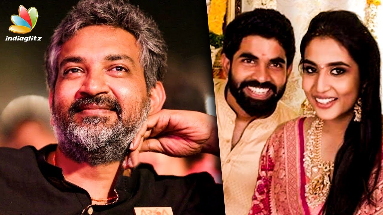 SS Rajamoulis Son gets Engaged to his Love Pooja Prasad | Hot News